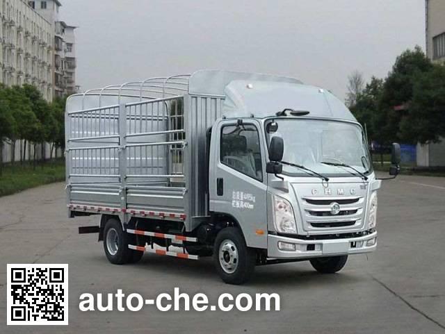 CNJ Nanjun CNJ5043CCYZDB33M stake truck