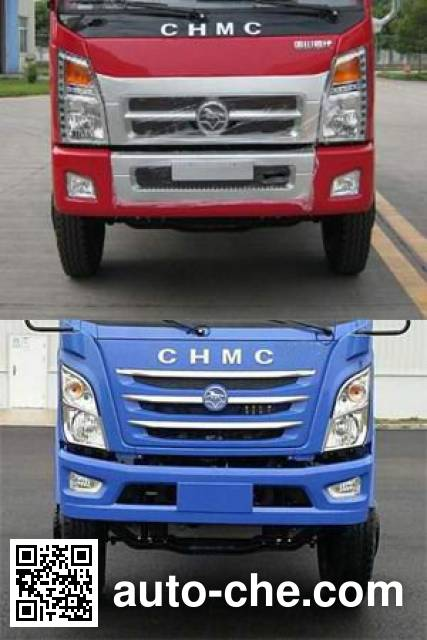 CNJ Nanjun CNJ5120GJBFPB34M concrete mixer truck