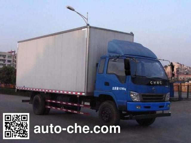 南骏牌CNJ5160XXYPP48M厢式运输车