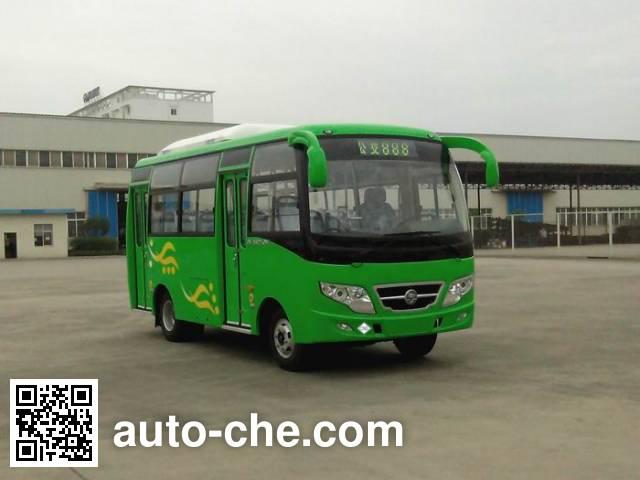 南骏牌CNJ6600JQNV城市客车
