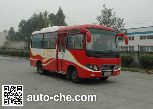 南骏牌CNJ6601LQDM客车