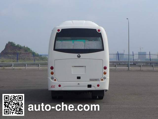 CNJ Nanjun CNJ6600LQDV bus