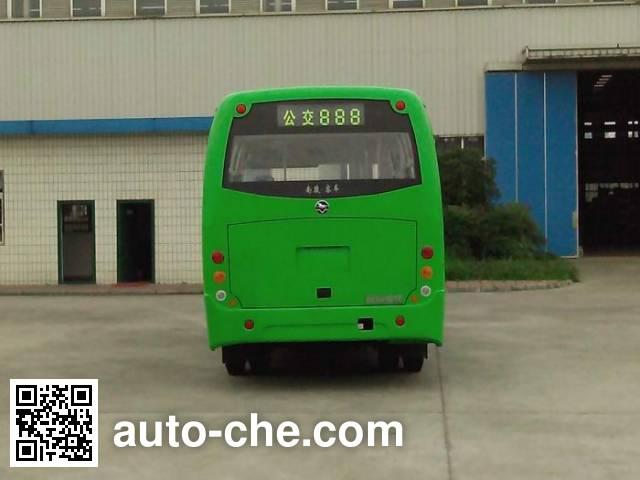 CNJ Nanjun CNJ6601JQDM city bus