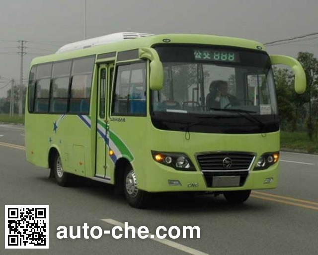 南骏牌CNJ6661JQNM城市客车