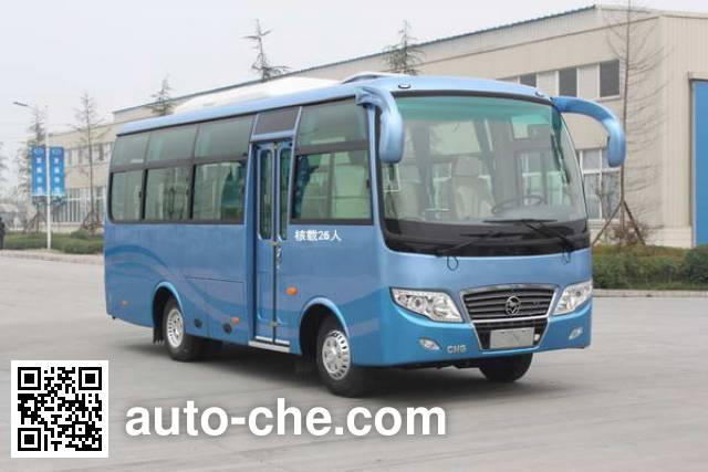 CNJ Nanjun CNJ6670LQNV bus