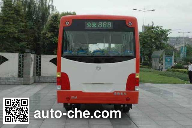 CNJ Nanjun CNJ6780JQNV city bus