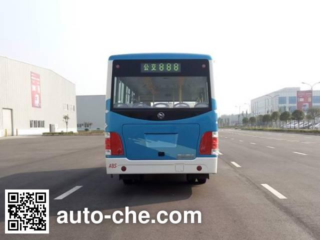 南骏牌CNJ6730JQDV城市客车