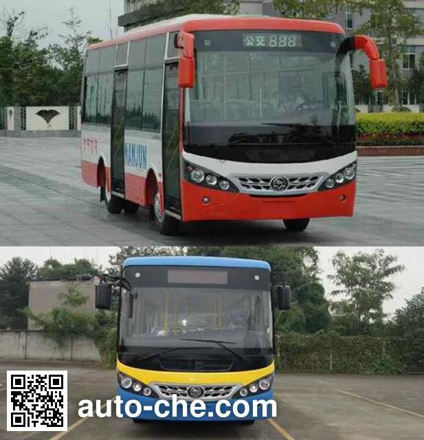 CNJ Nanjun CNJ6750JQDM city bus