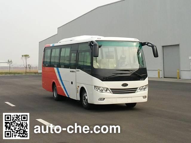 南骏牌CNJ6750LQDV客车