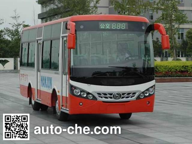 南骏牌CNJ6780JQDV城市客车