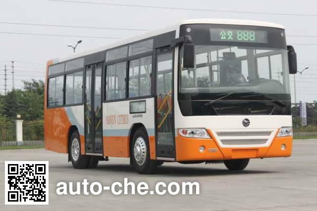 南骏牌CNJ6850JQNV城市客车