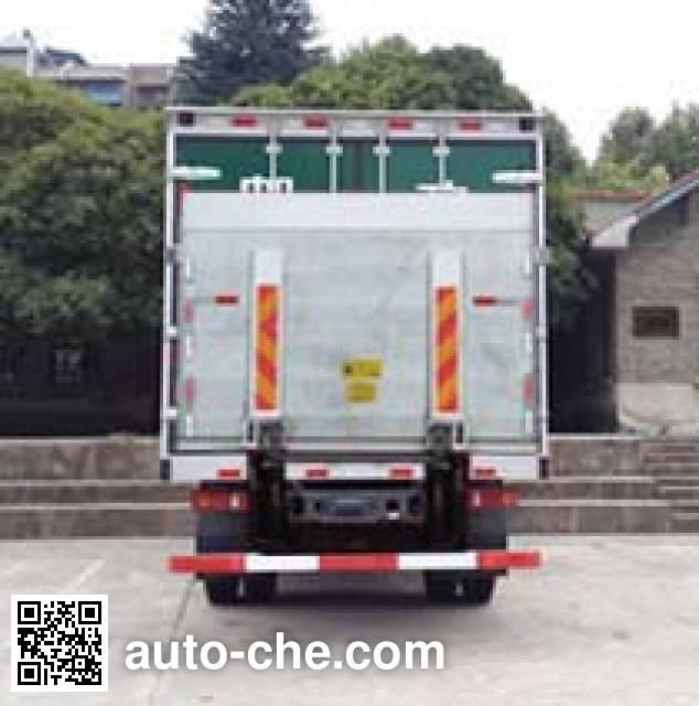 Putian Hongyan CPT5160XYZDFV postal vehicle