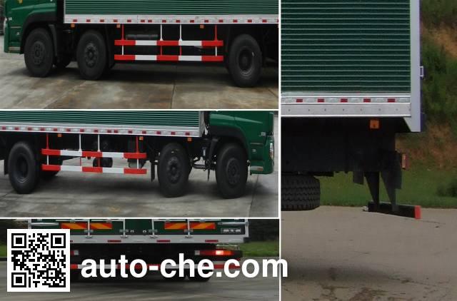 Putian Hongyan CPT5250XYZ postal vehicle