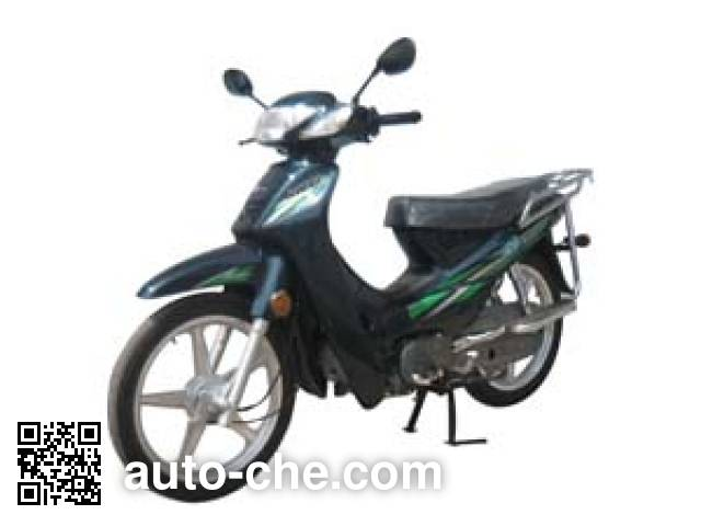 Zhongqing CQ110-3C underbone motorcycle
