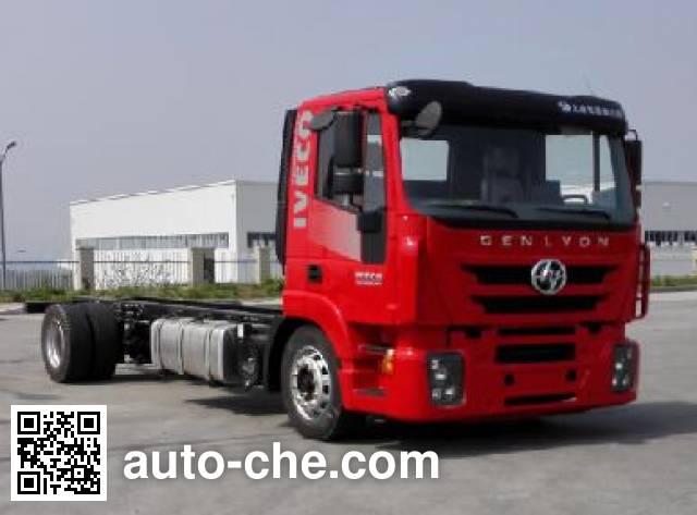 SAIC Hongyan CQ1186TCLHMDG681A truck chassis