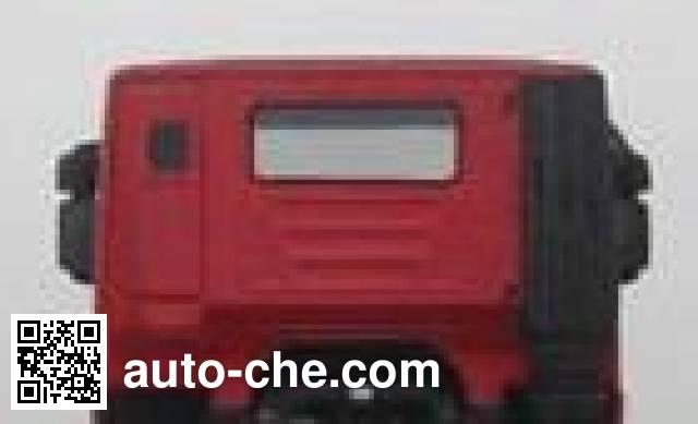 红岩牌CQ1255HMG384载货汽车