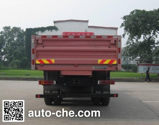 红岩牌CQ1255HMG504载货汽车