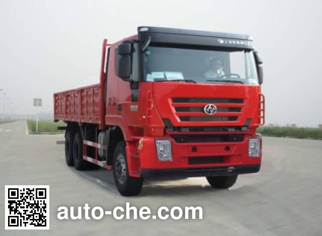 红岩牌CQ1255HTG384载货汽车
