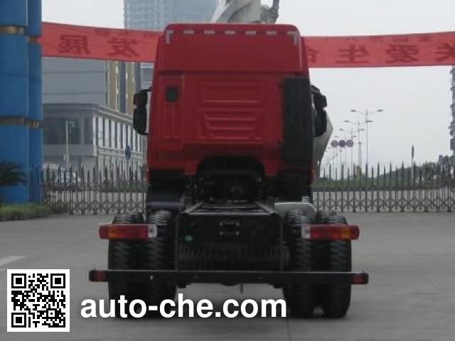SAIC Hongyan CQ1255HTG50-594 truck chassis
