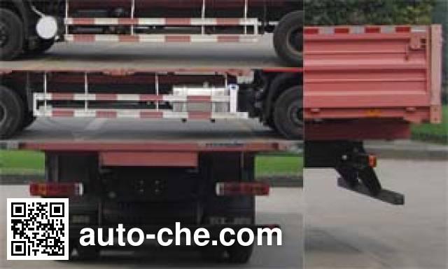 红岩牌CQ1255HTG504载货汽车