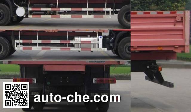 红岩牌CQ1255HTG594载货汽车