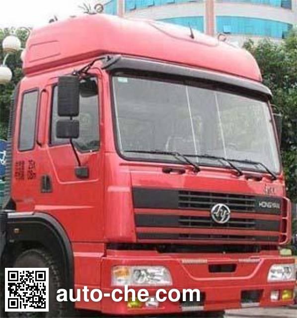 红岩牌CQ1255TMG384载货汽车