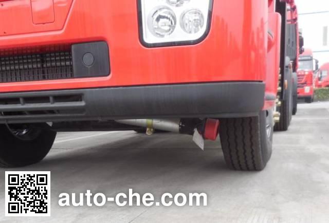 红岩牌CQ1256HMVG50-594载货汽车底盘