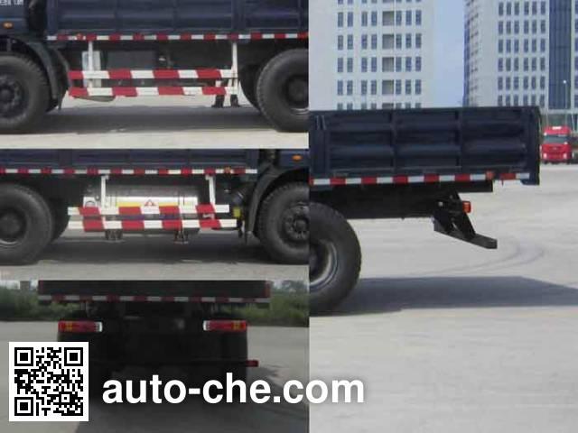 红岩牌CQ1256HPG384T载货汽车
