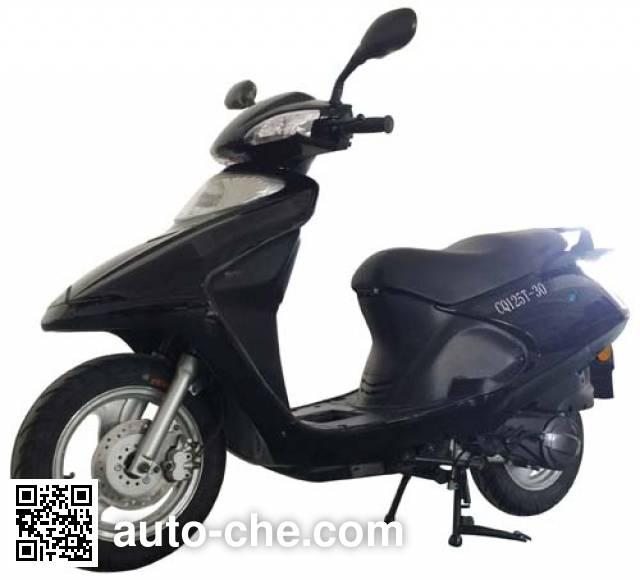 Zhongqing CQ125T-30 scooter