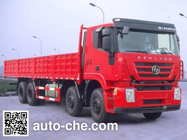 红岩牌CQ1315HMVG466载货汽车