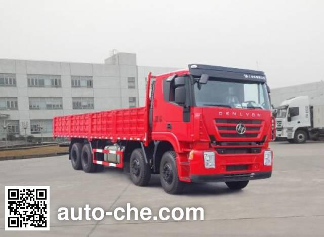 红岩牌CQ1315HTVG466HH载货汽车