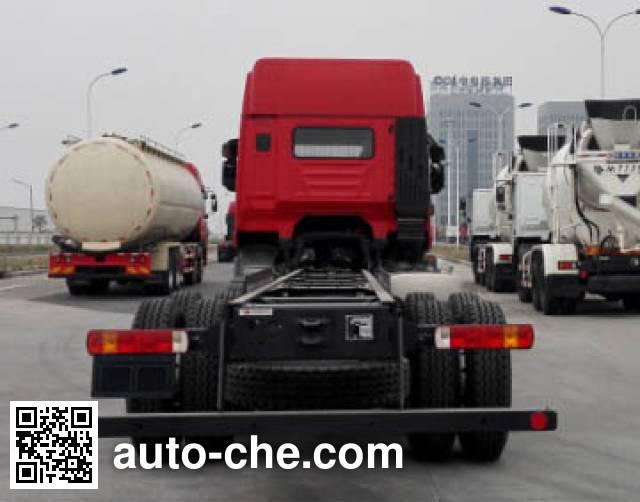 红岩牌CQ1316HMVG39-486载货汽车底盘