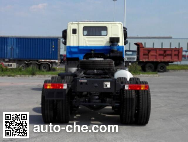 SAIC Hongyan CQ1316HTVG27-366 truck chassis