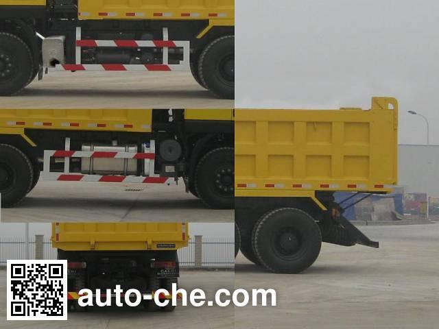 SAIC Hongyan CQ3255HMG334 dump truck