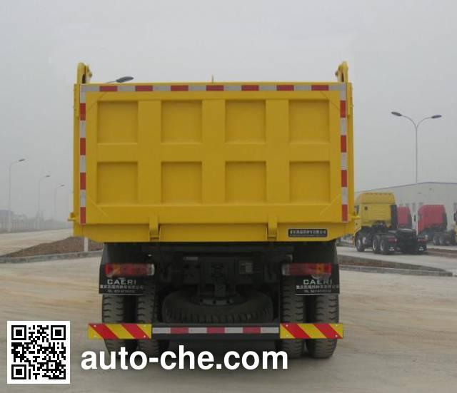 SAIC Hongyan CQ3255HMG364 dump truck