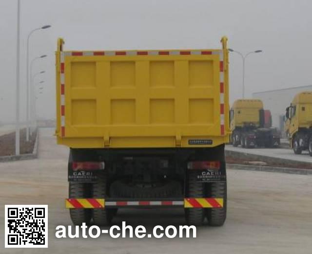 SAIC Hongyan CQ3255HMG384 dump truck