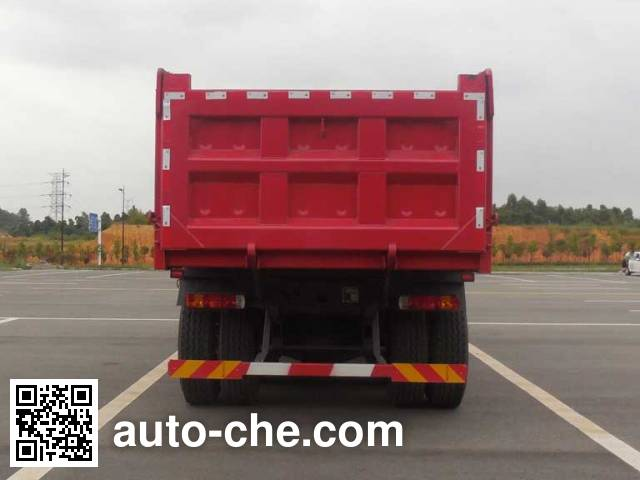 SAIC Hongyan CQ3255HTDG384S dump truck