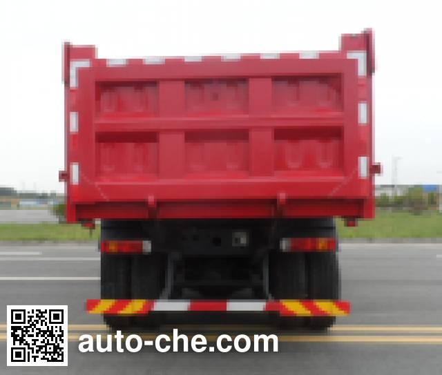 SAIC Hongyan CQ3255HTDG504L dump truck