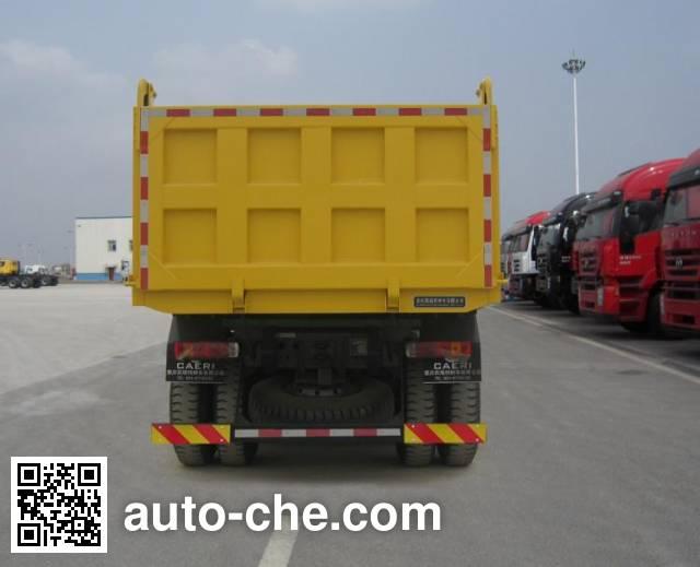 SAIC Hongyan CQ3255HTG364 dump truck