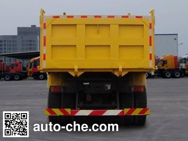 SAIC Hongyan CQ3256HMDG364S dump truck