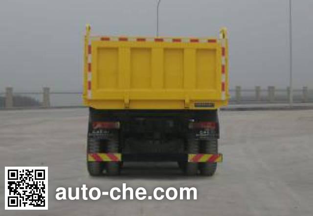 SAIC Hongyan CQ3256HTG424TB dump truck
