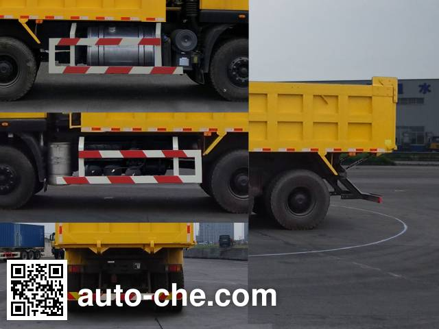 SAIC Hongyan CQ3256HXVG404S dump truck