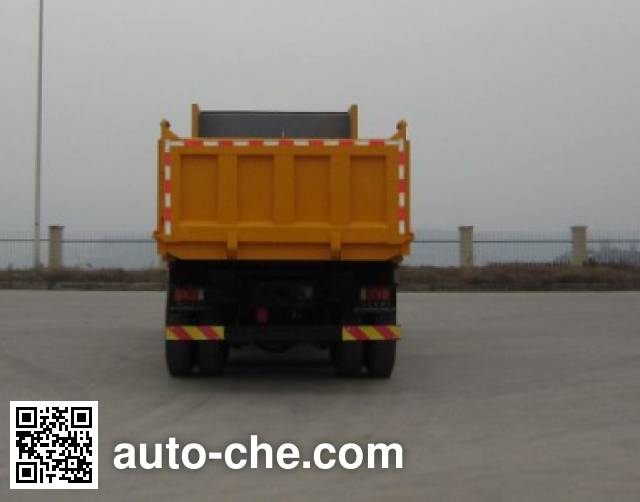 SAIC Hongyan CQ3315HMG306 dump truck