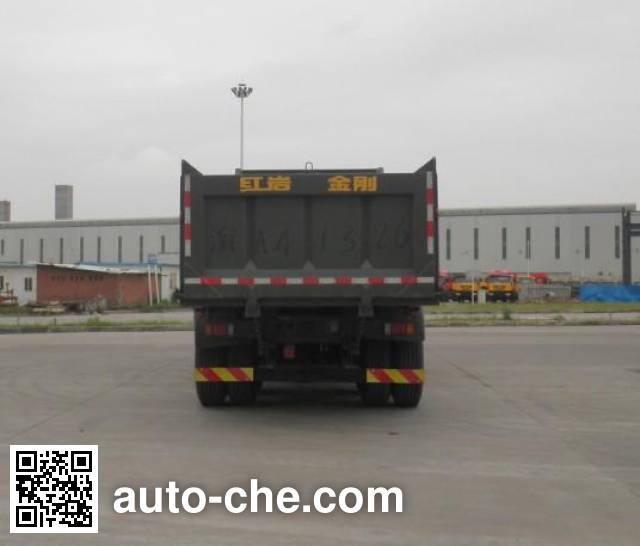 SAIC Hongyan CQ3315HMG396 dump truck
