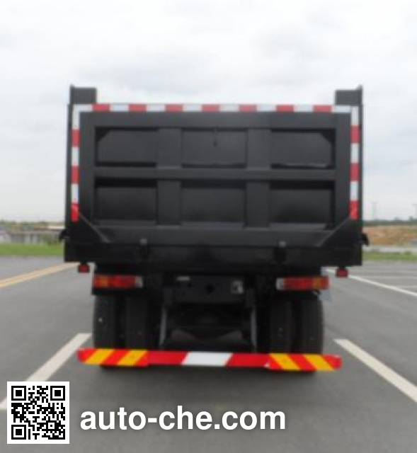 SAIC Hongyan CQ3315HTDG336L dump truck