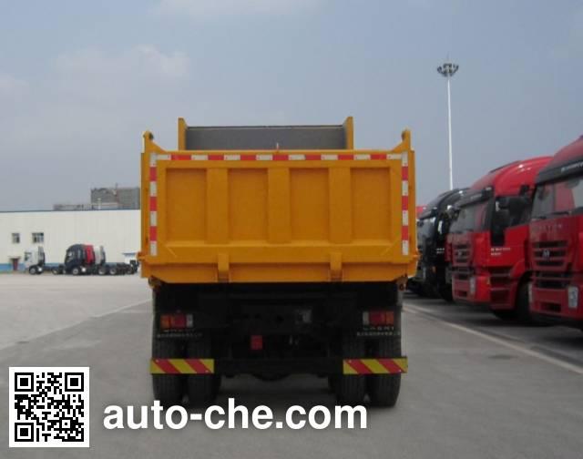 红岩牌CQ3315HTG336自卸汽车