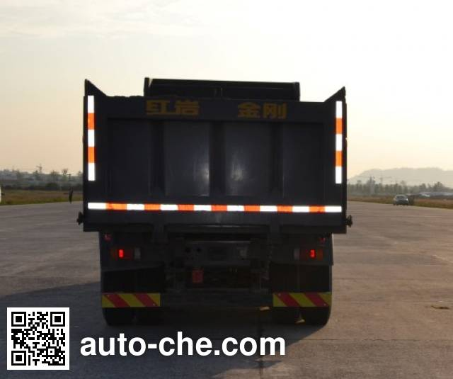 SAIC Hongyan CQ3315HTG366 dump truck