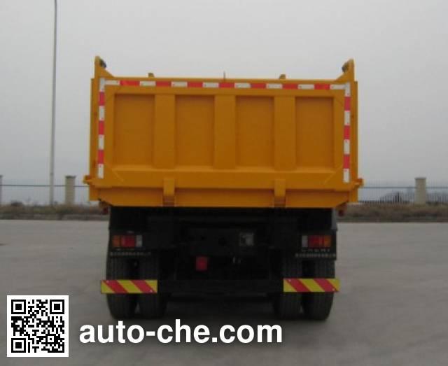 SAIC Hongyan CQ3315HTG426 dump truck