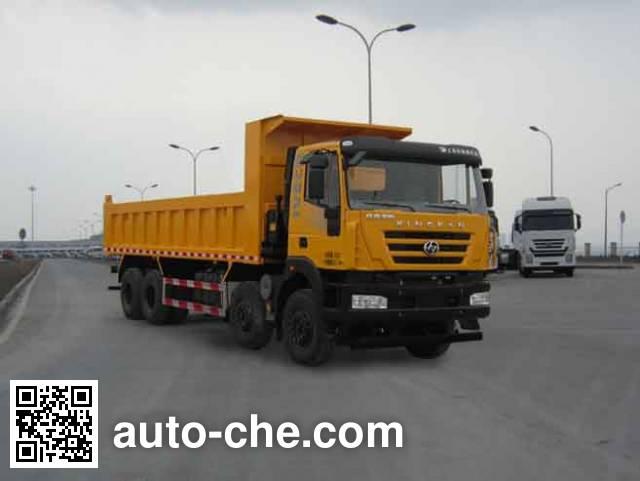 SAIC Hongyan CQ3315HXDG426L dump truck