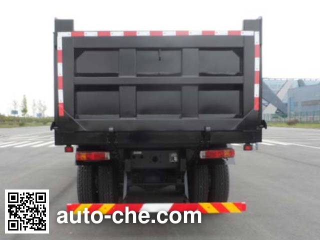 SAIC Hongyan CQ3315HXVG366L dump truck